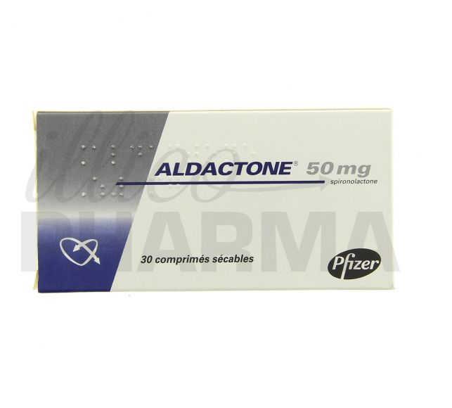 ALDACTONE 50MG 30CPR - PHARMACIE ESPOIR